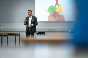 Read more about the article Endlich wieder Leben auf dem Campus!